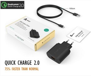 Aukey PA-U28 Mobile Charger