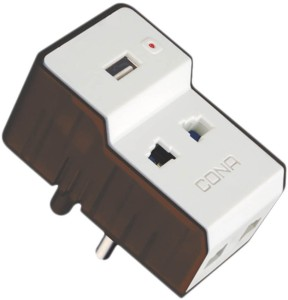 Cona 1 AMPS USB With 2 Pin MultiPlug Mobile Charger
