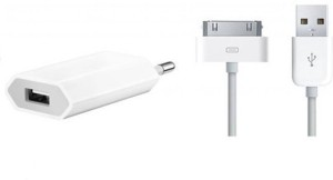 Edge Plus 30 Pin Usb For Apple iPhone 4/4s Mobile Charger
