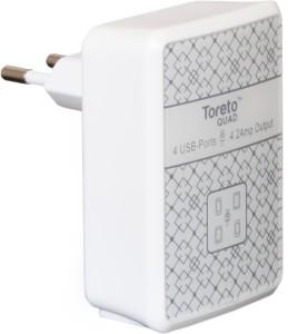 Toreto TMA4P21 Mobile Charger