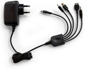 Convenience CST 5 in 1 Multi Pin MOBILE Mobile Charger