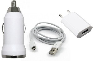 Cellista CC Hub Bullet / Hub For Home 2 Pin Otc / Data Cable For Samsung / All Smart Phones /Micro USB Mobile Charger
