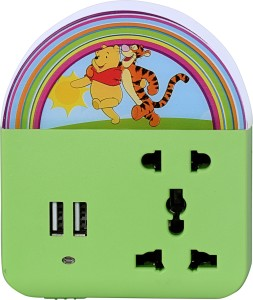 Decot Paradise Lightlampgreen Mobile Charger