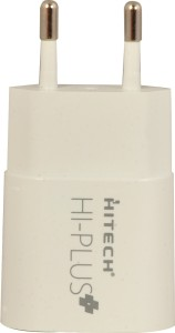 Hitech HI-PLUS H25 AC Adapter with USB Slot Mobile Charger
