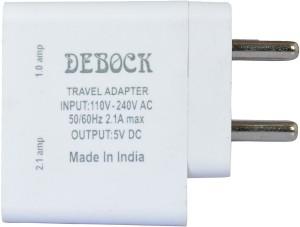 Debock USB Dock for R_dmi 2 (2A/5V) Mobile Charger