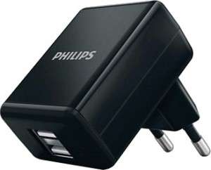 Philips DLP2209/12 Dual USB Travel Charger