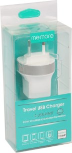 Memore MMWP2-Silver Mobile Charger