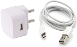 Trost Wall Adapter with 10 ft Cable for Micromax Canvas Mega 4G Mobile Charger
