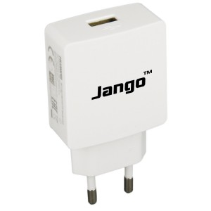 Jango X-1 1A USB Travel Adapter Without Cable Mobile Charger