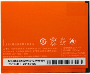 Kolor Edge  Battery - for Xiaomi Redmi 2