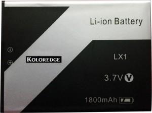 Kolor Edge  Battery - for XOLO A500 Club