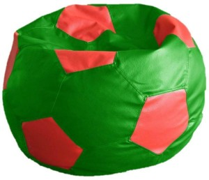 Star XXXL Football Bean Bag  With Bean Filling