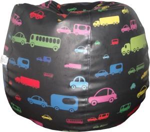 ORKA XXL Bean Bag  With Bean Filling