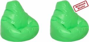 Fab Homez XL Teardrop Bean Bag Cover