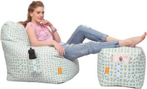 ORKA XXL Bean Chair Cover