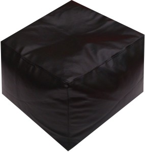 ORKA XXL Bean Bag Footstool  With Bean Filling