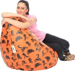 Can Bean Bag XXL Bean Bag Cover