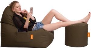 Orka Bean Bags XXL Bean Bag Cover