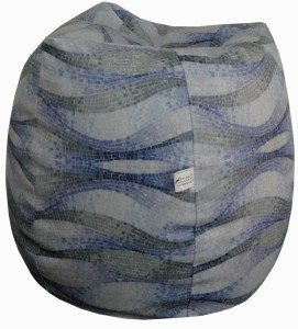 ORKA XXL Bean Bag  With Bean Filling