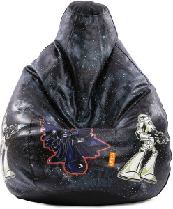 ORKA XXL Dark Star Wars Digital Printed Bean Bag With Bean Filling  sc 1 st  Buyhatke & ORKA XXL Dark Star Wars Digital Printed Bean Bag With Bean Filling ...