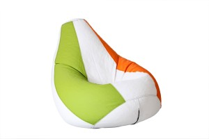 Comfy Bean Bags XL Bean Bag  With Bean Filling Multicolor available at Flipkart for Rs.1299