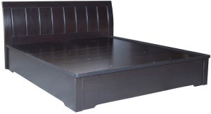 HomeTown Mozart Engineered Wood Queen Bed With Storage