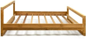 Dream Furniture Solid Wood King Bed