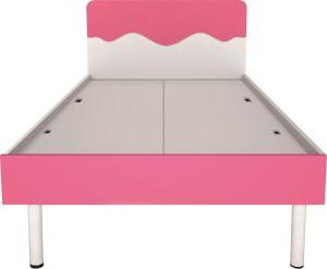 UNiCOS Engineered Wood Single Bed