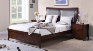 Urban Ladder Packard Solid Wood Queen Bed
