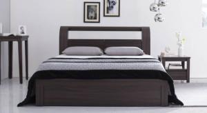 Urban Ladder Sutherland Engineered Wood King Bed With Storage