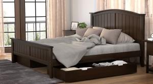 Urban Ladder Wichita Solid Wood King Bed With Storage