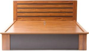 Evok Hamburg Engineered Wood King Bed With Storage