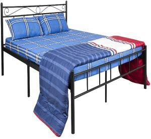 FurnitureKraft London Metal Single Bed