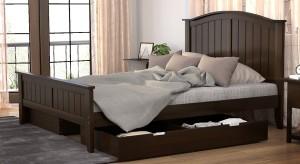 Urban Ladder Wichita Solid Wood Queen Bed With Storage