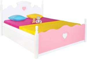 Alex Daisy Victoria Engineered Wood Queen Bed With Storage