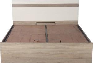 Godrej Interio Zen Engineered Wood King Bed With Storage