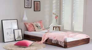 Urban Ladder Merritt Trundle Solid Wood Single Bed