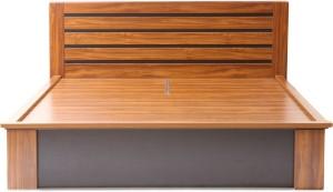 Evok Hamburg Engineered Wood Queen Bed With Storage