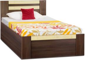Debono Woody AD BS Bed Engineered Wood Single Bed With Storage