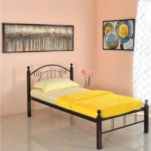 @home by Nilkamal Spinix Metal Single Bed