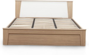 HomeTown Ambra Engineered Wood Queen Bed With Storage