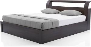Urban Ladder Sutherland Engineered Wood Queen Bed With Storage