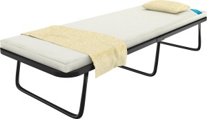 Camabeds Needus Folding Metal Single Bed
