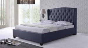 Urban Ladder Holmebrook Upholstered Engineered Wood Queen Bed