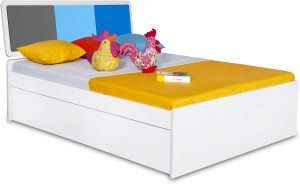 Alex Daisy Young America Engineered Wood Single Bed With Storage