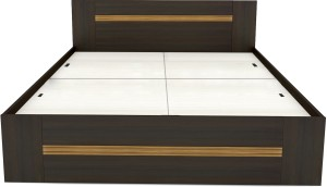 UNiCOS Denver Engineered Wood Queen Bed With Storage