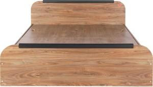 Kurlon WOODZ Engineered Wood King Bed