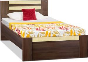 Debono Woody AD NB Bed Engineered Wood Single Bed