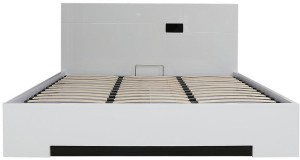 HomeTown Edwina Engineered Wood King Bed With Storage