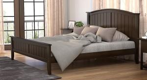 Urban Ladder Wichita Solid Wood Queen Bed